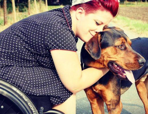 THE WOW Kati Jördels Kopf-Frei-Touren mit ihren Hund Digger